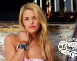 Ashley Smith Intimates   Sports Illustrated Swimsuit 2015