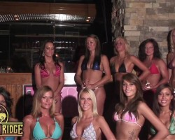 2009 VA. Bikini Team State Finals Saddle Ridge