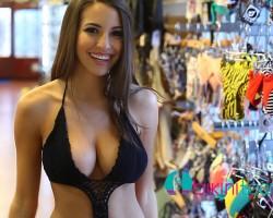 Shelby Chesnes Video BikiniTeam.com Model of the Month Feb 2013