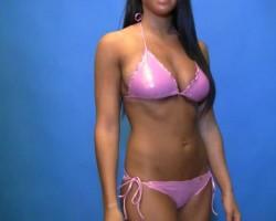 "Bikini Beach 'Luli Fama' ""Ay Dios Mio"" 2012 bikini"