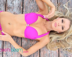 Billie Jo Powers BikiniTeam.com Model of the Month Feb 2015