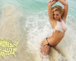 Erin Heatherton Uncovered | Sports Illustrated Swimsuit 2015
