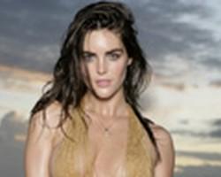 Hilary Rhoda-Sports Illustrated Swimsuit 2009