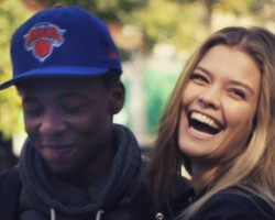 NFL Trivia with Nina Agdal