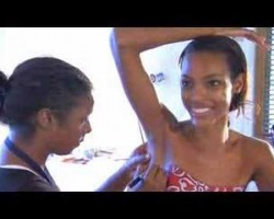 SI Swimsuit 2008 Body Painting