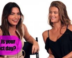 Swim Daily, Alyssa Miller and Nina Agdal