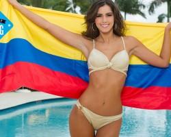 Paulina Vega SI Swimsuit 2016 Casting Call
