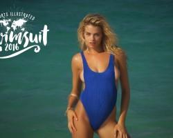 Hailey Clauson Intimates Swimsuit 2016