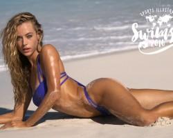 Hannah Ferguson Uncovered Swimsuit 2016