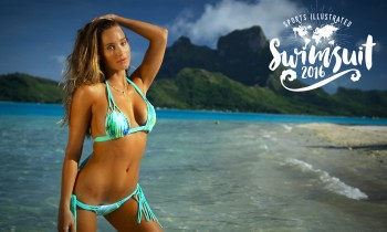 SI Swimsuit 2016 Teaser