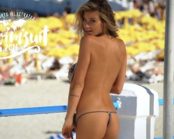 SI Swimsuit Model Samantha Hoopes's 2016 Outtakes