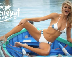 Kelly Rohrbach's Hilarious (And Sexy) Outtakes | Sports Illustrated Swimsuit 2016