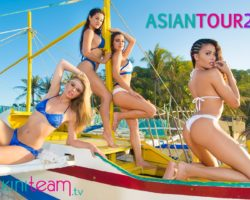 BikiniTeam Asian Tour 2016 Boracay Philippines
