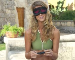 Touch and Tell with Kate Bock   Sports Illustrated Swimsuit