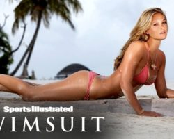 Bar Refaeli Gets Wet In The Maldives | Sports Illustrated Swimsuit