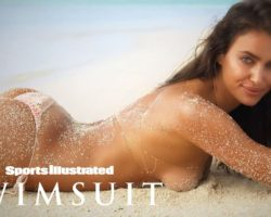 Irina Shayk Goes Topless & Gets Dirty In Tahiti | Intimates | Sports Illustrated Swimsuit