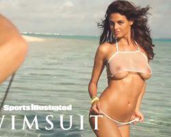 Gigi Hadid, Rose Bertram & Bo Krsmanovic: Part 1 | Behind The Tanlines | Sports Illustrated Swimsuit