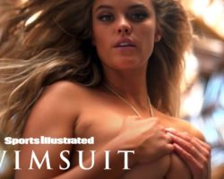 Nina Agdal Wears A Chain Bikini In This Steamy Photoshoot   Intimates   Sports Illustrated Swimsuit