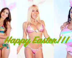 Sexy Easter Bunnies 2017 by BikiniTeam.com
