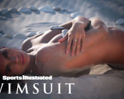 Sara Sampaio Bares All On Her Jersey Shore Getaway | Intimates | Sports Illustrated Swimsuit