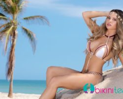 Kristen Strout | BikiniTeam.com Model of the Month October 2017 [HD]