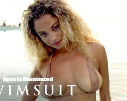 Rose Bertram Feels The Vibe, Shows You Why She's A Goddess | Uncovered | Sports Illustrated Swimsuit