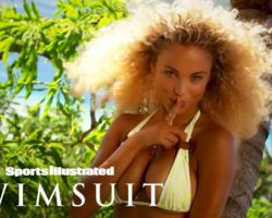 Rose Bertram Gives You A Secret Show In Tropical Tahiti | Intimates | Sports Illustrated Swimsuit