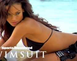 Selita Ebanks Gets Down & Dirty, Rocks The Jolly Roger | Sports Illustrated Swimsuit