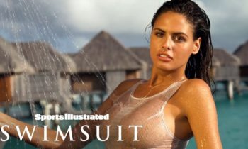 Bo Krsmanovic Gets Wet, Takes It Off In Tropical Tahiti | Uncovered | Sports Illustrated Swimsuit