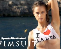 Kate Bock Takes A 'Leap Of Faith' For Her Malta Shoot | Uncovered | Sports Illustrated Swimsuit