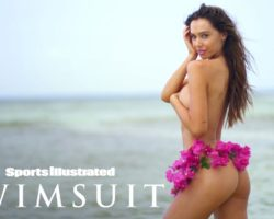 Alexis Ren Sculpts & Trims Her 'Bush' For Sultry Aruba Shoot | Candids | Sports Illustrated Swimsuit