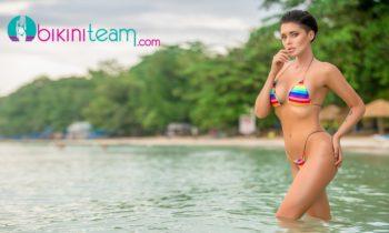 Elizabeth Hassell | BikiniTeam.com Model of the Month February 2018 [HD]