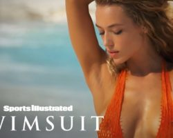 Hannah Ferguson Turns Up The Heat In Steamy Turks & Caicos | Intimates | Sports Illustrated Swimsuit