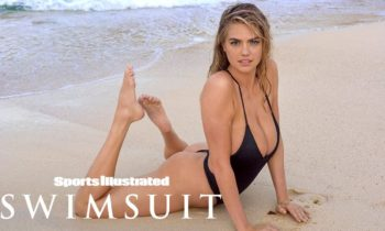 Kate Upton Bends Like A Pretzel, Lives Out Loud In Aruba | Outtakes | Sports Illustrated Swimsuit