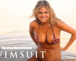 Kate Upton Shakes Her Hips Your Way, Gives You A Show | Outtakes | Sports Illustrated Swimsuit