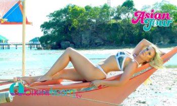Katie Allen AsianTour 2017 Stilts Calatagan Philippines [HD]