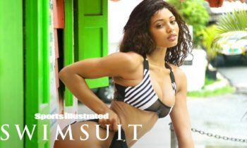 Danielle Herrington Shakes Her Hips Your Way In The Rain | Outtakes | Sports Illustrated Swimsuit