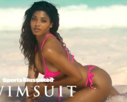 Danielle Herrington Embraces The Sexier Side Of Herself   Uncovered   Sports Illustrated Swimsuit