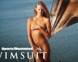 Marloes Horst Sets Sail Wearing Nothing But A Seashell | Profile | Sports Illustrated Swimsuit