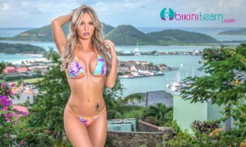 Sara Natividad | BikiniTeam.com Model of the Month March 2019