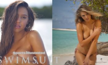 Kate Upton's and Alexis Ren's Hottest Videos| INTIMATES | Sports Illustrated Swimsuit