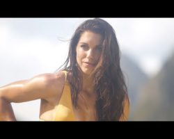 SI Swimsuit 2019: Behind the Scenes With Alex Morgan