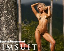 Vita Sidorkina Has To Overcome Some Difficulties  Uncovered  Sports Illustrated Swimsuit